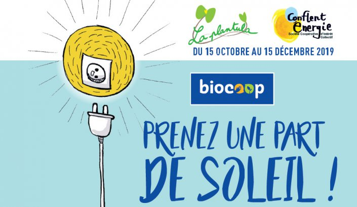 Projet PV Biocoop Auto-consommation